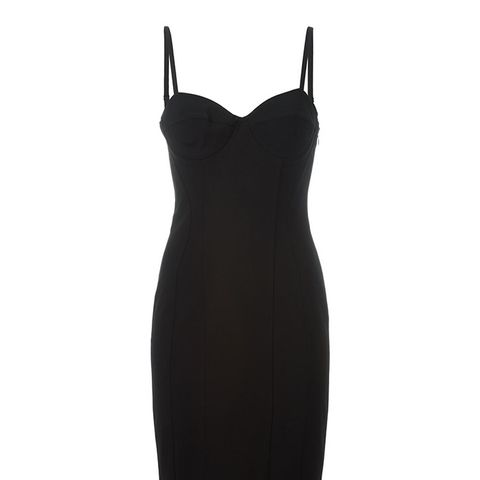 Bustier Fitted Dress