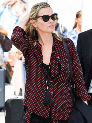 The One Top Kate Moss Can't Stop Wearing