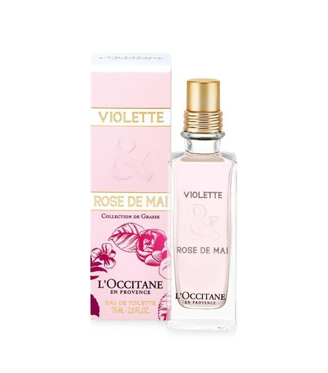 L'Occitane Violette & Rose de Mai Eau de Toilette