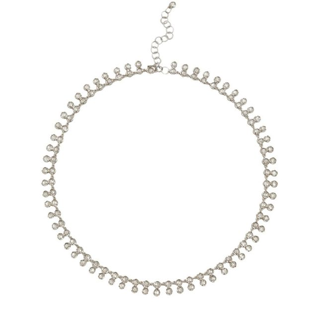 Irene Neuwirth Diamond Collection White Diamond Necklace