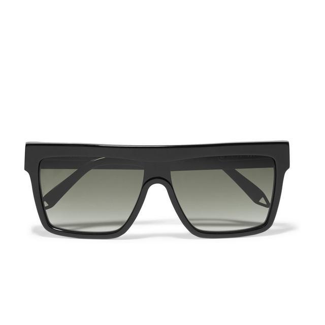 Victoria Beckham D-Frame Acetate Sunglasses