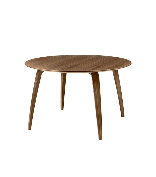 Gubi Molded Round Dining Table