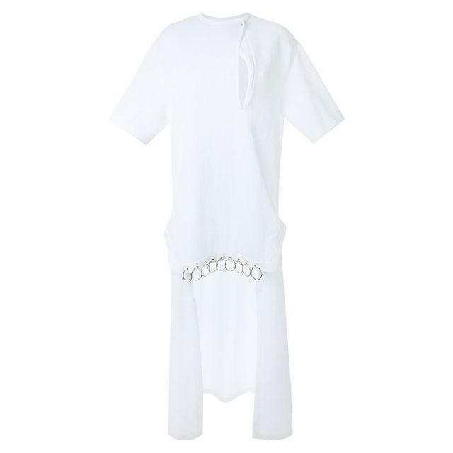 Esteban Cortazar Poet T-Shirt Dress