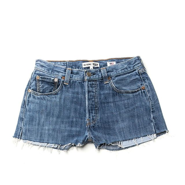 Re/Done The Short Shorts