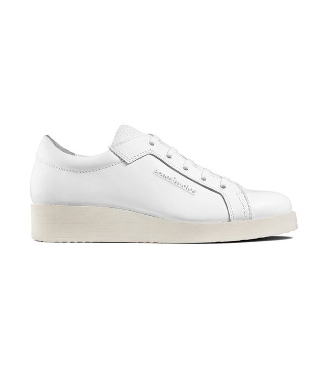 Acne Studios Kobe White Shoes