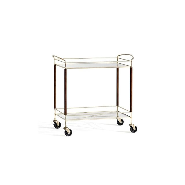 Pottery Barn Brady Bar Cart