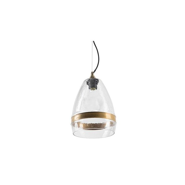 Freedom Dubai Ceiling Light Cone in Clear