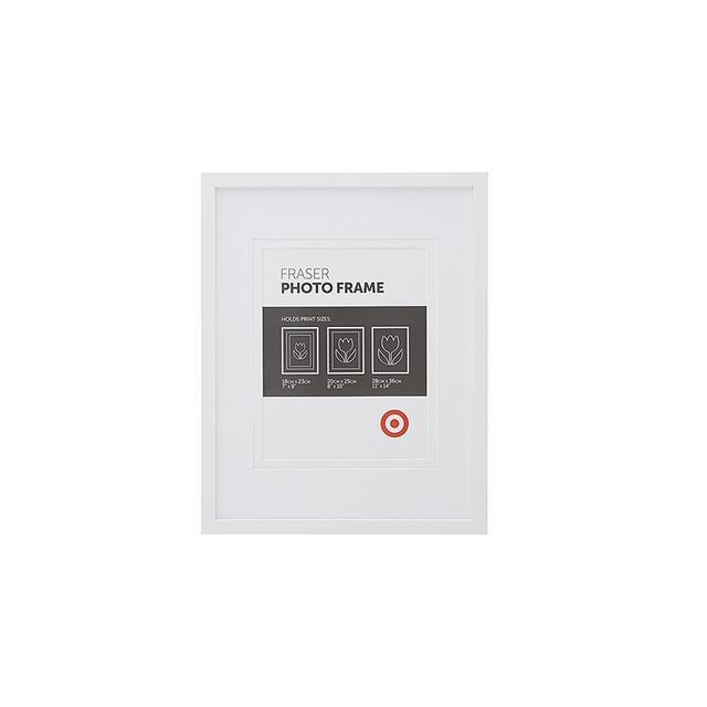 Target Fraser 28 x 35cm Frame - White