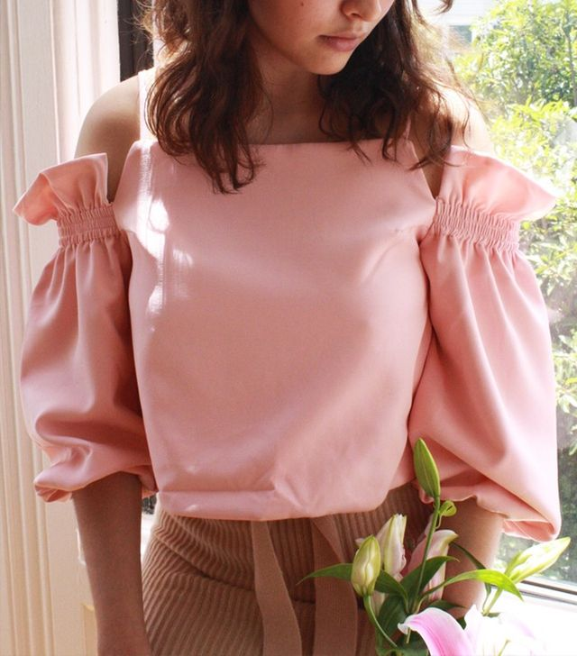 Style Mafia Maeve Top in Pink