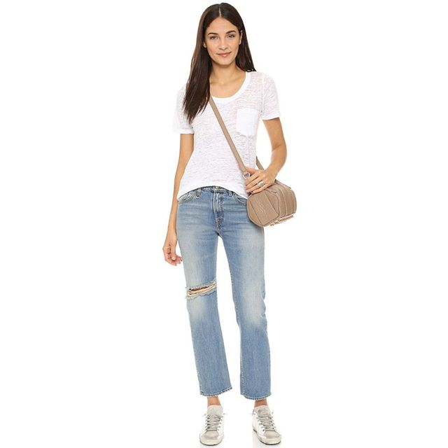 R13 Catherine Relaxed Jeans