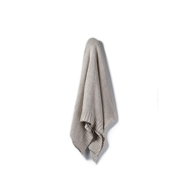 Home Republic Sierra Oatmeal Throw