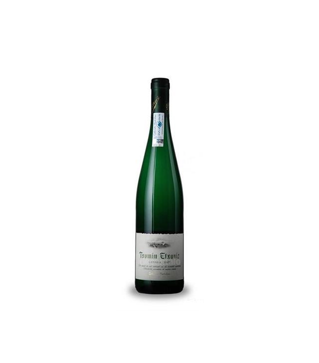Txomin Etxaniz Getaria White Wine Txakolina Getariako 2014