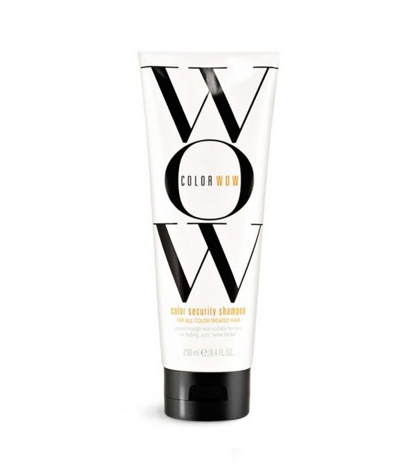 Summer holiday beauty essentials: Color Wow Security Shampoo