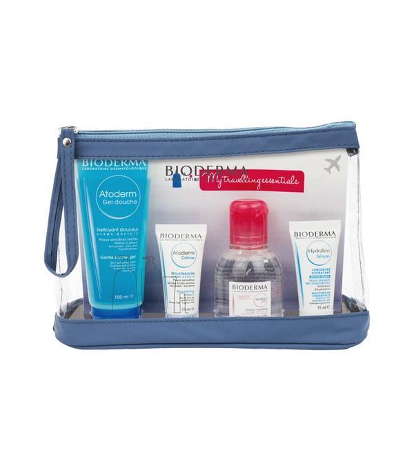 Summer holiday beauty essentials: Bioderma My Travel Essentials Gift Set