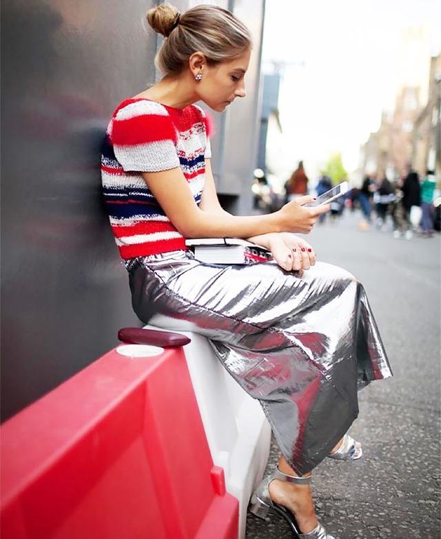 Jenny Walton, Fashion Director, The Sartorialist