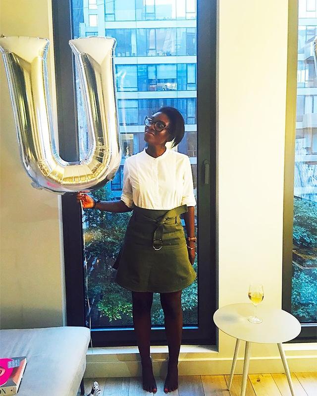 Nikki Ogunnaike, Senior Fashion Editor, Elle.com