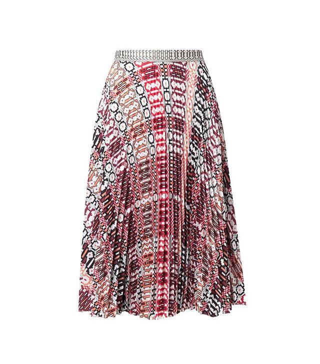 Misha Nonoo Georgette Connie Skirt
