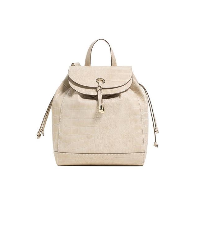 Zara Metal Detail Backpack