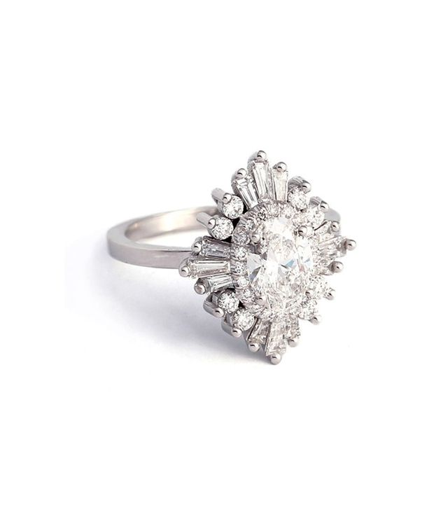 The Best Engagement Ring For You Based On Your Style Icon
