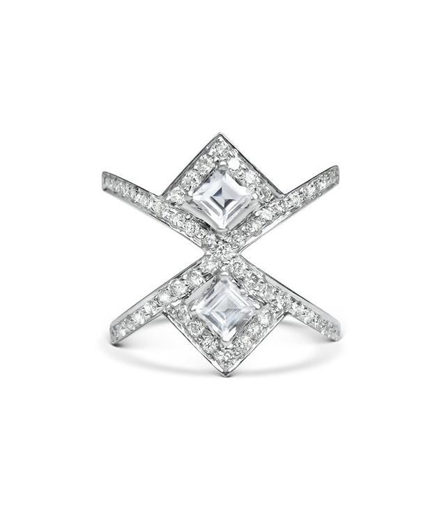 Rachel Boston Gar Diamond Ring