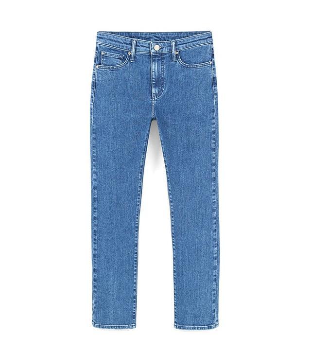 Mango Alexa High Waist Jeans