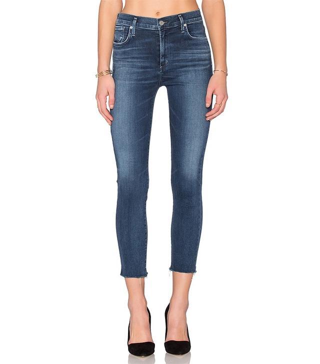 A Gold E Skinny Jeans