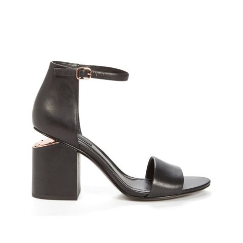 Abby Ankle Strap Sandal