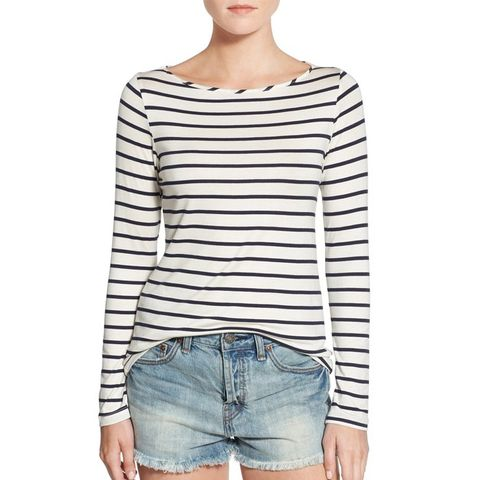Francis Nautical Long Sleeve Top