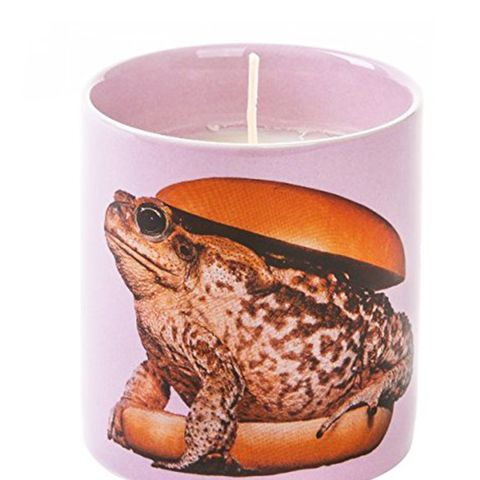 Toad in Bun Candle