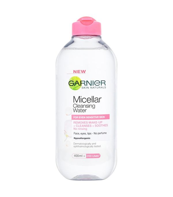 Cult beauty products on Amazon: Garnier Micellar Cleansing Water