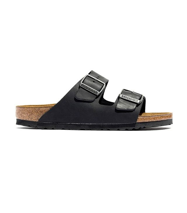 Birkenstock Arizona Sandals in Black