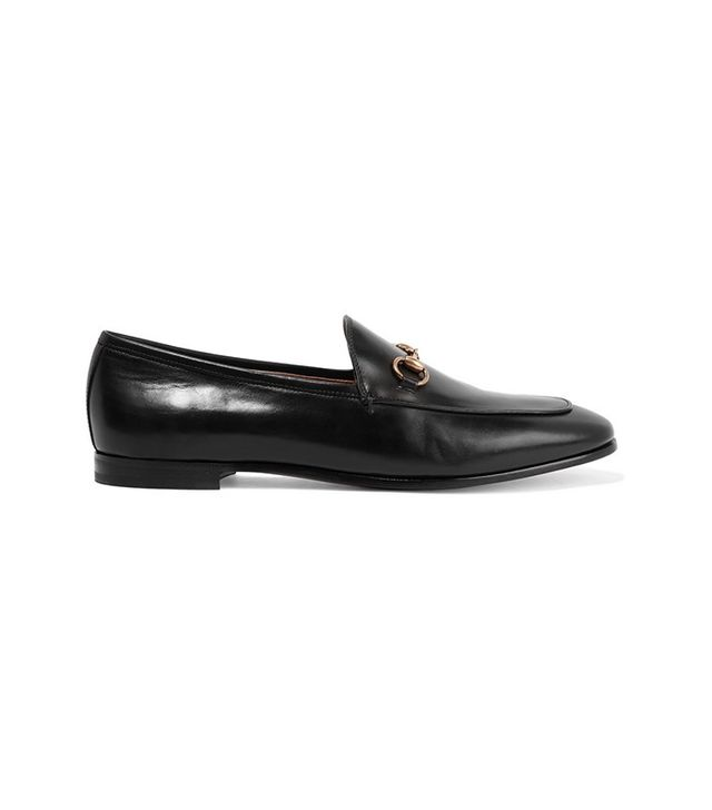Gucci Horsebit-Detailed Leather Loafers
