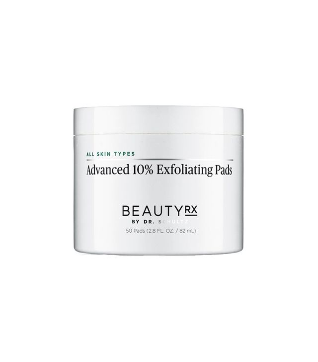 BeautyRx Advanced 10% Exfoliating Pads