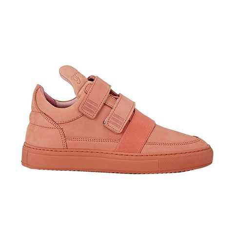 Double-Strap Low-top Sneakers