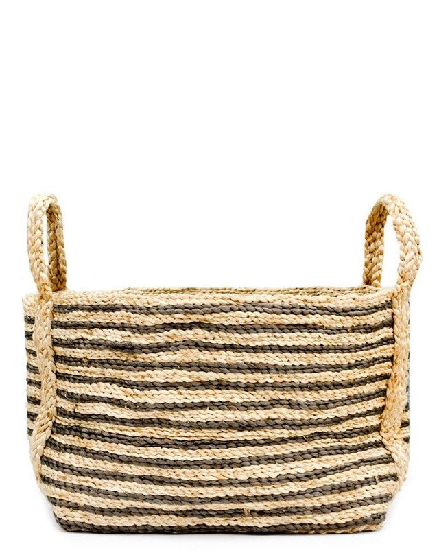 Leif Jute Storage Basket