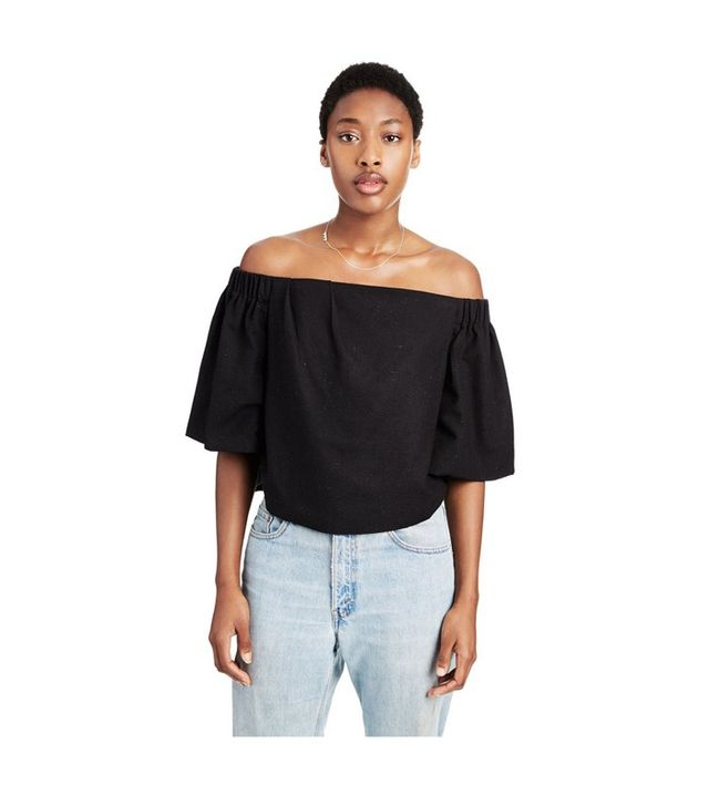 Saul Off the Shoulder Top