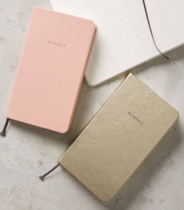 Anthropologie Every Moment Planner