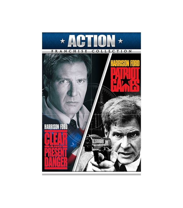 Patriot Games/Clear and Present Danger 2-Pack
