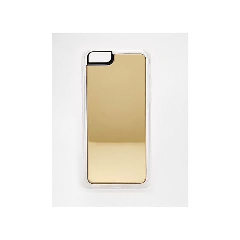 Gold Mirror iPhone 6/6s Case