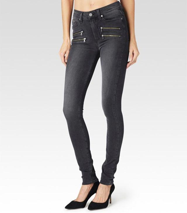Paige High Rise Edgemont Jean