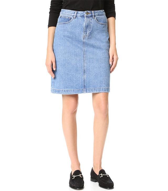 A.P.C. High Standard Skirt