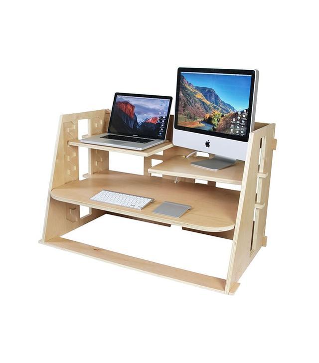 """Ervo 38"""" Adjustable Sit/Stand Desk"""