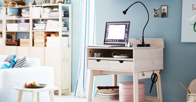9 Standing Desks That Ll Work In Every Room Mydomaine Au