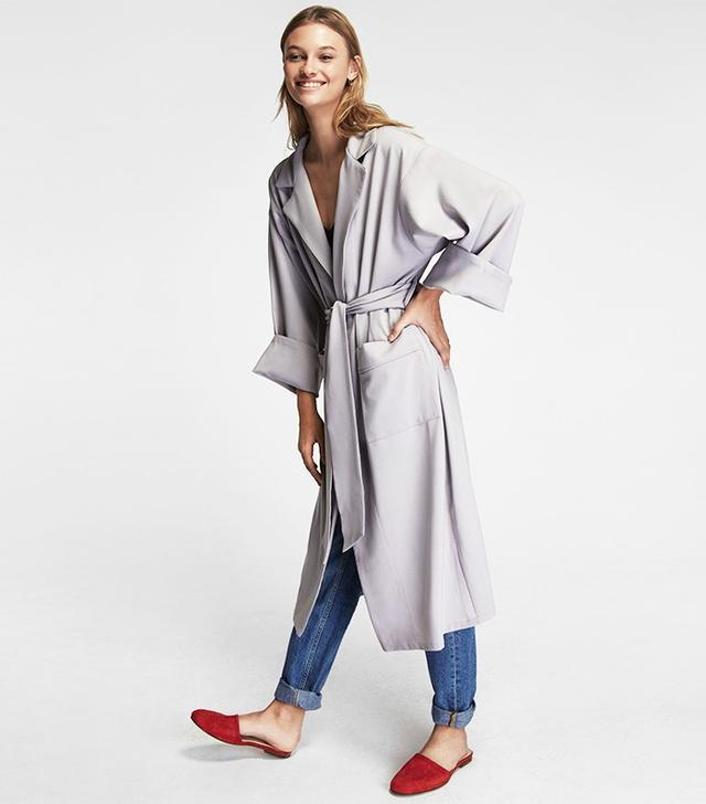 Sleeper Steel Blue Robe