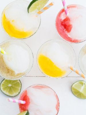 5 Boozy Slushies That Were Made for the Summertime