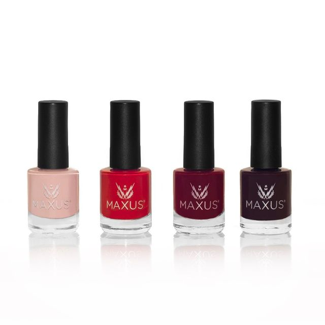 Maxus Nails The Empower Collection
