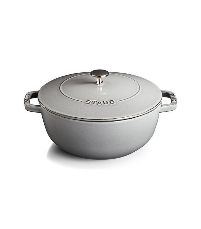Staub Graphite Grey Essential French Oven