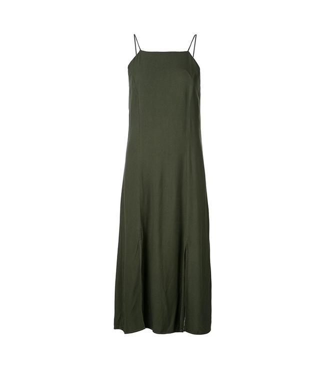 321 Maxi Slip Dress