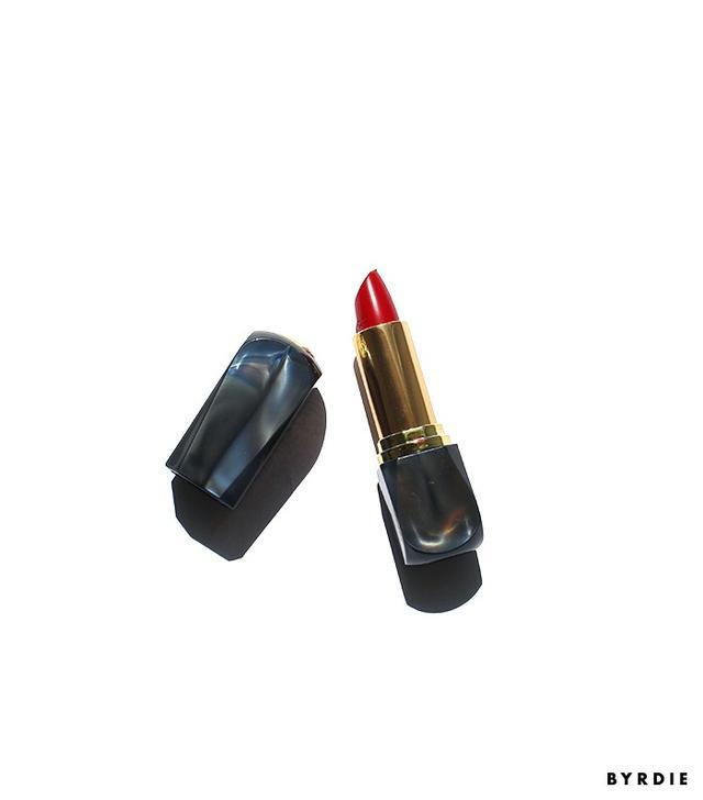 Lip Lust Crème Lipstick in The Red