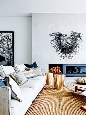This Sophisticated Beachside Home Is Drop-Dead Gorgeous